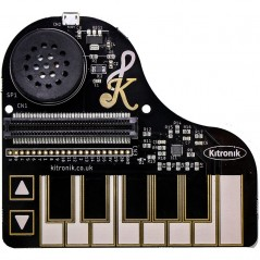 :KLEF Piano for the BBC micro:bit (Kitronik)