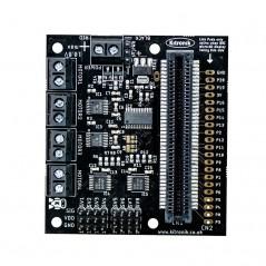 All-in-one Robotics Board for BBC micro:bit (Kitronik)