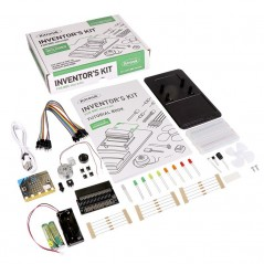 BBC micro:bit with Inventor's Kit and Accessories (Kitronik)