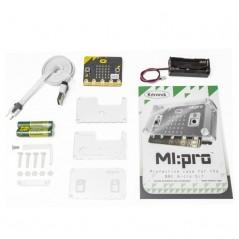 BBC micro:bit with MI:pro Case and Accessories (Kitronik)