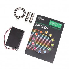 ZIP LEDs Add-On Pack for Kitronik Inventors Kit for micro:bit (Kitronik)