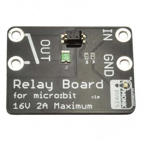 Low voltage relay for micro:bit - solid state (Kitronik)