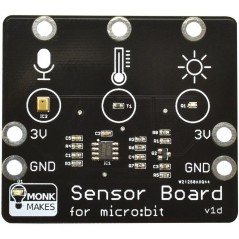 Sensor Board for micro:bit (Kitronik)
