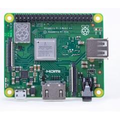 RASPBERRY PI 3 MODEL A+ BCM2837B0, 512MB, WIFI 2.4/5GHz, BLE4.2, A+ board format