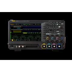 MSO5102 (Rigol) 2x100 MHz, 8GSa/s, 200Mpts, 500,000 wfms/s, LA 16(opt)