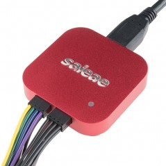 Saleae Logic Pro 8 - USB Logic Analyzer (RED)