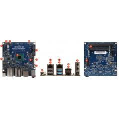 ODROID-H2 (Hardkernel)  x86 Intel Celeron J4105 Processor