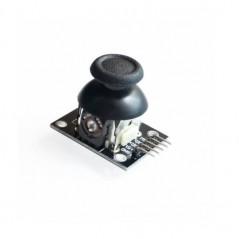 BB-JOYSTICK-10K-CAP (Olimex) JOYSTICK 10K XY POT. AND PUSH SWITCH CAP