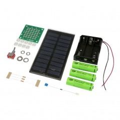 Solar Power Starter Kit (KIT-2168)