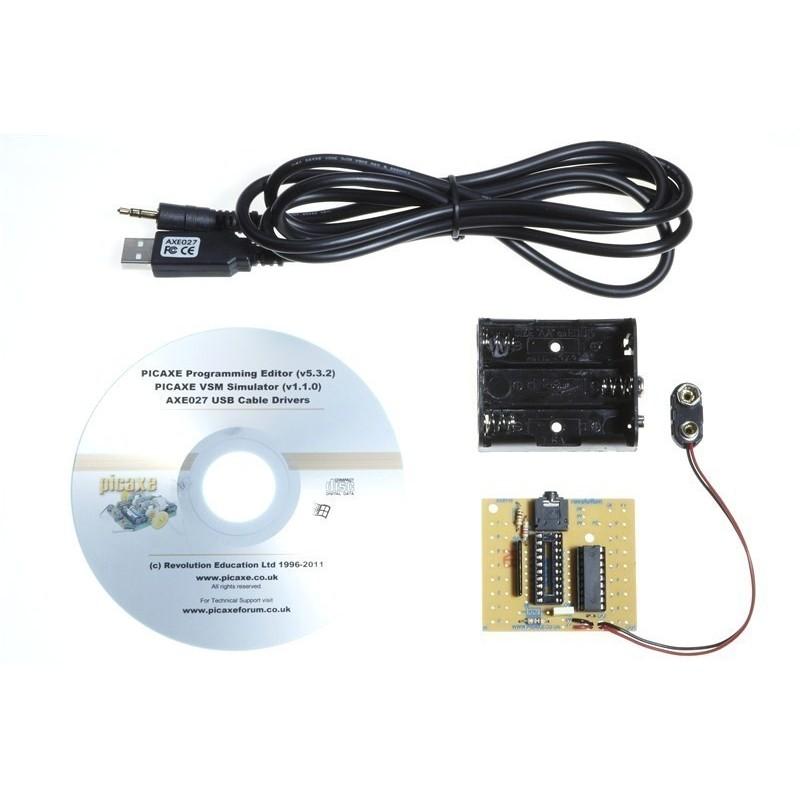 PICAXE-20M2 USB Starter Pack (KIT-3719)