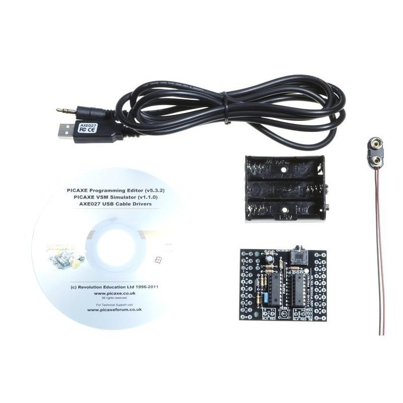 PICAXE-18M2 USB Starter Pack (KIT-3714)