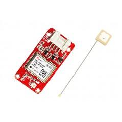 Crowtail- GPS (ER-CT0055GPS)  NEO-6M-0-001, Supports NMEA and U-Blox Binary