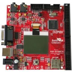 MSP430-5438-STK (MPS430F5438 STARTERKIT DEVELOPMENT BOARD)