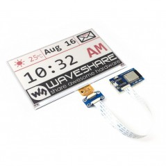 Universal e-Paper Raw Panel Driver Board, ESP32 WiFi / Bluetooth Wireless (WS-15823)