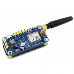 NB-IoT HAT for Raspberry Pi, for Europe, Asia, Africa, Australia (WS-15936)