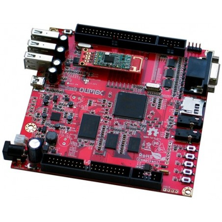 A13-OLINUXINO-WIFI (SINGLE-BOARD LINUX PC  A13 CORTEX-A8)