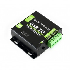 USB TO RS232 / RS485 / TTL Industrial Isolated Converter (WS-15817)