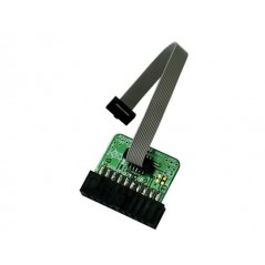"ARM-JTAG-20-10 (JTAG 20PIN 0.1"" TO 10PIN 0.05"" ADAPTER)"
