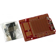 PROTO-SHIELD (FOR PINGUINO MAPLE ARDUINO DEV.BOARD)