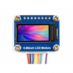 160x80, General 0.96inch LCD display Module, IPS, HD (WS-15868)