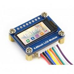 160x80, General 0.96inch LCD display Module, IPS, HD (WS-15868)