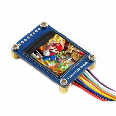 240x240, General 1.3inch LCD display Module, IPS, HD (WS-15867)