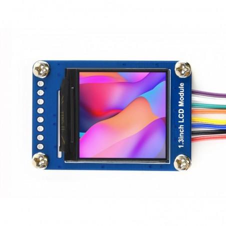 240x240, General 1.3inch LCD display Module, IPS, HD (WS-15867)