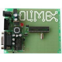 AVR-P28-8MHz (AVR MICROCONTROLLER PROTOTYPE BOARD)