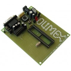 PIC-P40-20MHZ (DEVELOPMENT PROTOTYPE BOARD FOR 40PIN PIC)