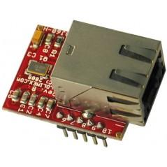 ENC28J60-H (WORLD SMALLEST ENC28J60 ETHERNET CONTROLLER BOARD)