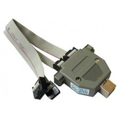 AVR-ISP500 (USB STK500V2 COMPATIBLE AVR PROGRAMMER)