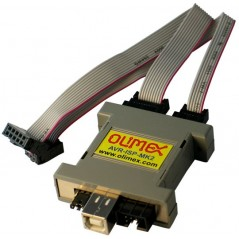 AVR-ISP-MK2 (USB AVR ISP AVR PROGRAMMER WITH ICSP PDI TPI SUPPORT) (OLIMEX)
