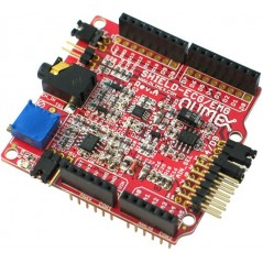 SHIELD-EKG-EMG (EKG/EMG shield for Arduino compatibile board)