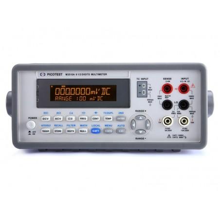 M3510A (Picotest)  6 1/2 Digits High Speed Digital Multimeter