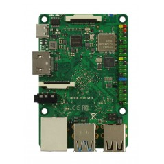 Pi 4 Model A 2GB+Dualband 2,4/5GHz WLAN/Bluetooth 5.0