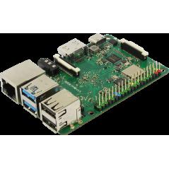 Rock Pi 4 Model B 4GB +Dualband 2,4/5GHz WLAN/Bluetooth 5.0