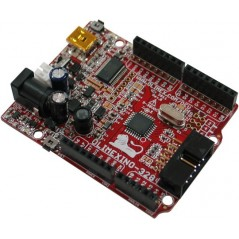 OLIMEXINO-328 (INDUSTRIAL GRADE ARDUINO LIKE DEVELOPMENT BOARD)