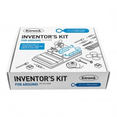 Inventor's Kit for the Arduino (KIT-5313) Kitronik