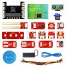 Crowtail STEAM Edu Kit for Micro:bit  (ER-CRT40540K) without  micro:bit board
