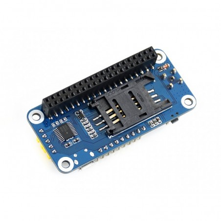 GSM/GPRS/Bluetooth HAT for Raspberry Pi  (WS-16157)