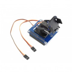 2-DOF Pan-Tilt HAT for Raspberry Pi  (WS-16138)