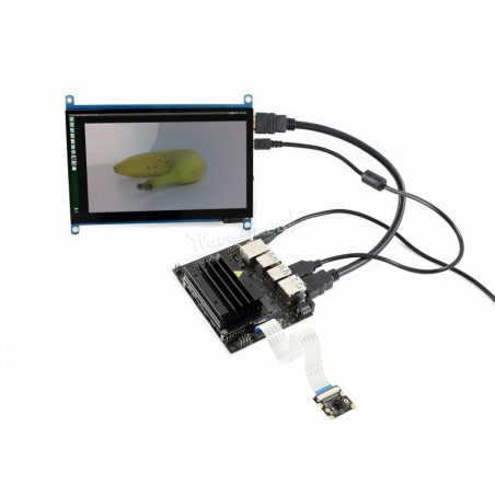 Jetson Nano NVIDIA Developer Kit Package C, with Display, Camera, TF Card (WS-16533)