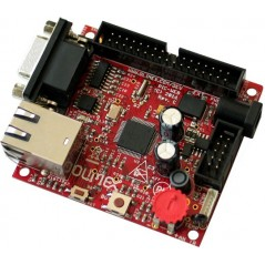 PIC-WEB (WEB SERVER TCP-IP DEV.BOARD PIC WITH UEXT CONNECTOR)