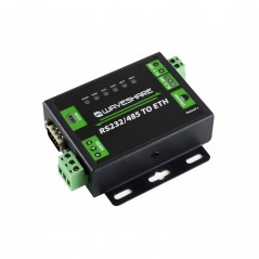 Industrial RS232/RS485 to Ethernet Converter (WS-15729)