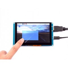 5inch 800x480 Capacitive TouchScreen (SE-104990342)