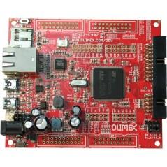 STM32-E407 (DEV.FOR STM32F407ZGT6 CORTEX-M4 WITH ETHERNET, USB HOST/OTG)
