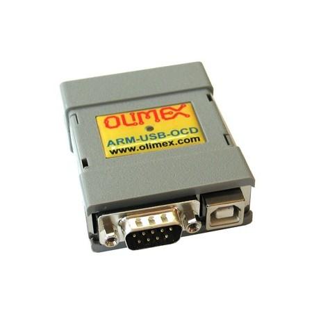 ARM-USB-OCD-H (3-IN-1 FAST USB ARM JTAG / DEBUGGER)