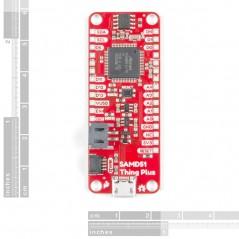 SparkFun Thing Plus - SAMD51  (SF-DEV-14713)
