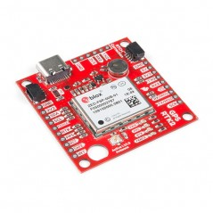 SparkFun GPS-RTK2 Board - ZED-F9P Qwiic  (SF-GPS-15136)