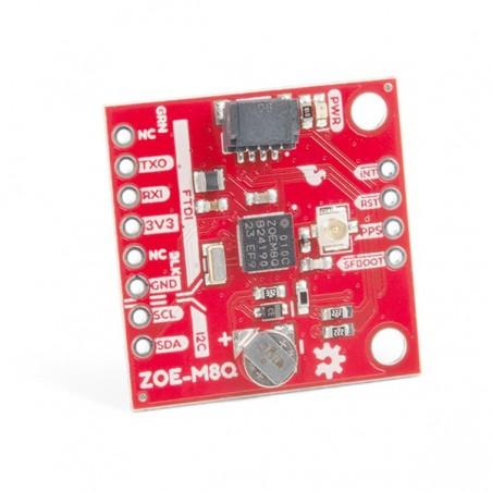 SparkFun GPS Breakout - ZOE-M8Q  Qwiic  (SF-GPS-15193)